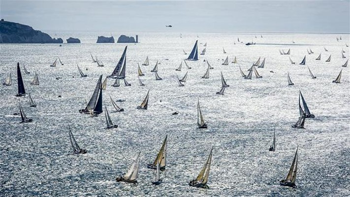 Organisational Agility looks like a fleet of yachts