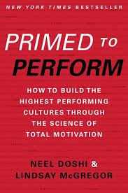 Primed to Perform book on Amazon